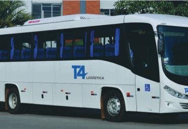 Fretamento Contínuo de Ônibus, Micro-ônibus e Van