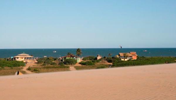 Praias no norte do Espírito Santo: Itaúnas
